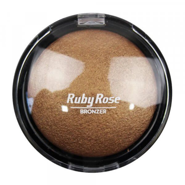 Ruby Rose Pó Bronzeador Bronzer HB-7213 Cor 6