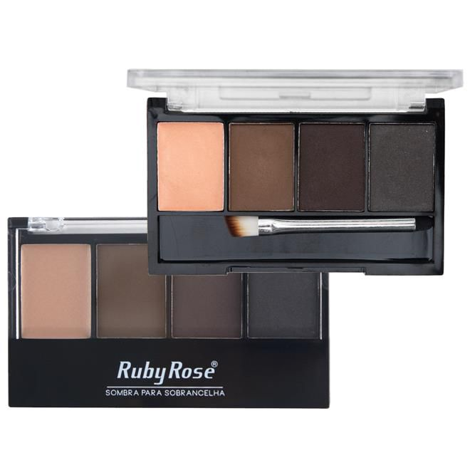 Sombra para Sobrancelha Ruby Rose 4.4g HB-9354