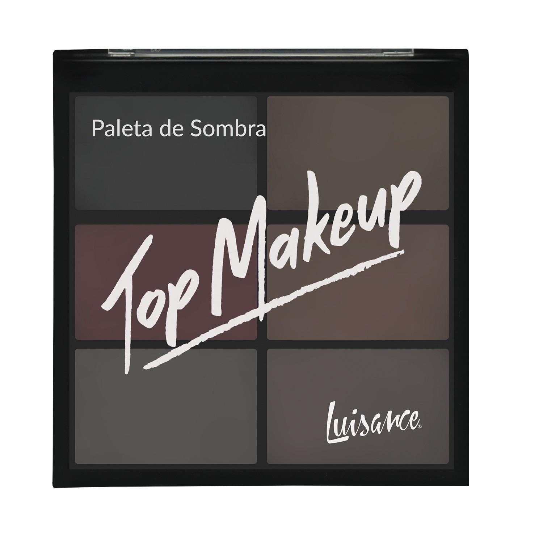 Sombra Top Makeup Luisance L1036 Cor A