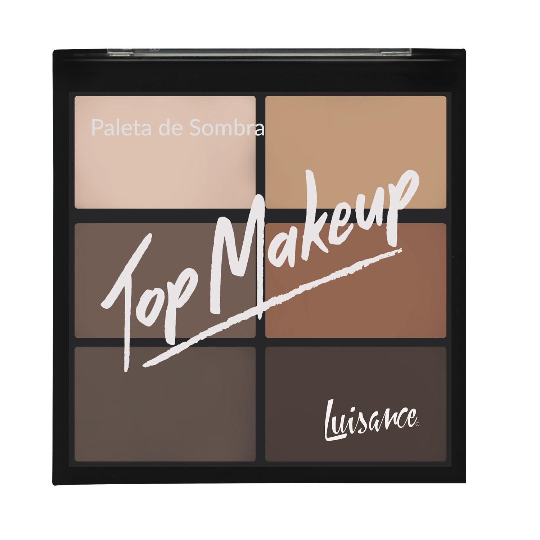 Sombra Top Makeup Luisance L1036 Cor C
