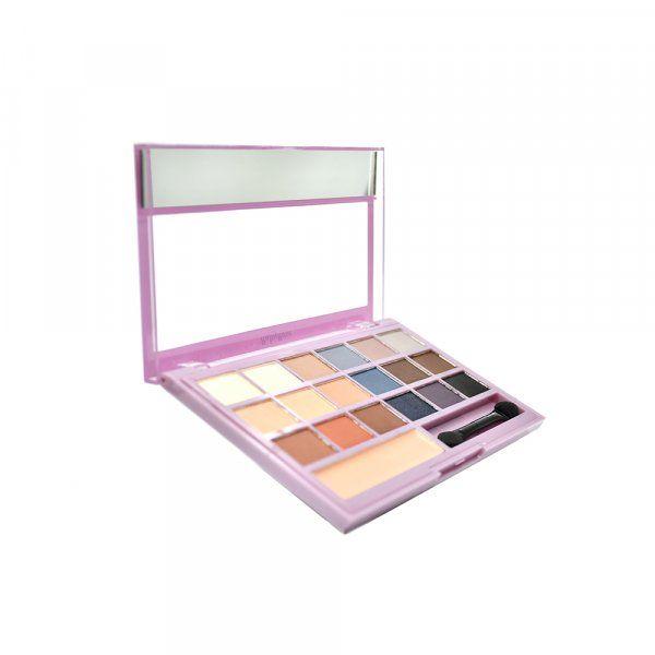 Paleta de Sombras Be Lovely Ruby Rose HB-9932
