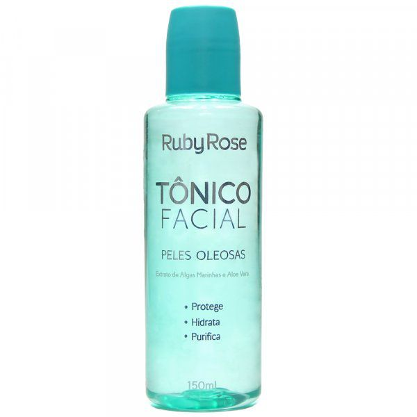 Tônico Facial Ruby Rose HB-330