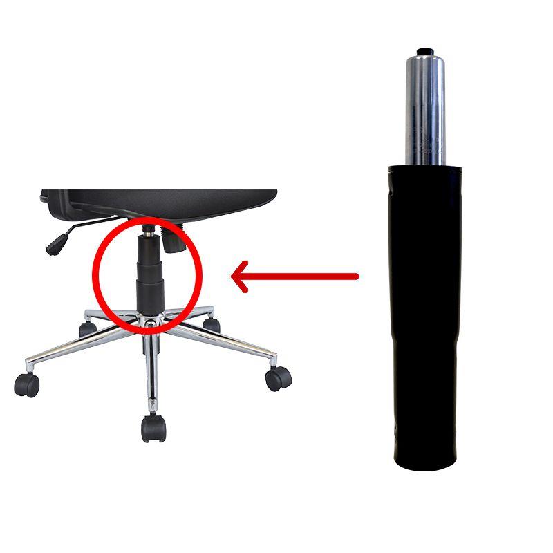 Pistão Coluna A Gás Para Cadeira De Escritório Secretária/Diretor 130mm C9872
