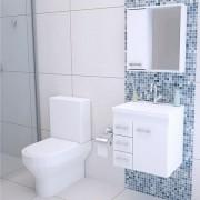 Gabinete para Banheiro em MDF Completo 50CM
