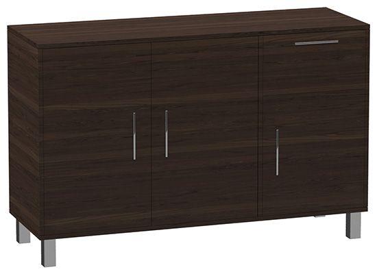 Buffet para Sala de Jantar Modern 77x120x40CM  - Loja de Móveis e Artigos para Decoração | TudoParaDecorar.com.br