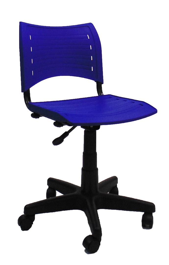 Cadeira Evidence Giratória Com Pistão a Gás e Regulagem de Altura  - Loja de Móveis e Artigos para Decoração | TudoParaDecorar.com.br