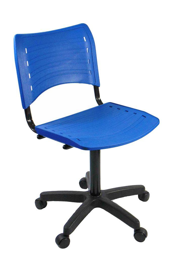 Cadeira Evidence Giratoria Sem Regulagem de Altura  - Loja de Móveis e Artigos para Decoração | TudoParaDecorar.com.br