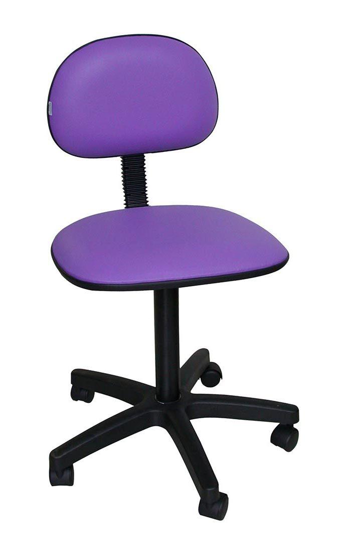 Cadeira Secretária Giratória Corano Sem Regulagem de Altura  - Loja de Móveis e Artigos para Decoração | TudoParaDecorar.com.br