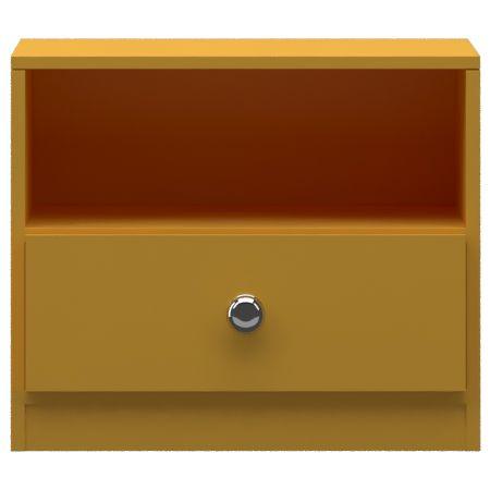 Criado-mudo Infantil com 1 Gaveta 1 Nicho 43X45x40CM  - Loja de Móveis e Artigos para Decoração | TudoParaDecorar.com.br