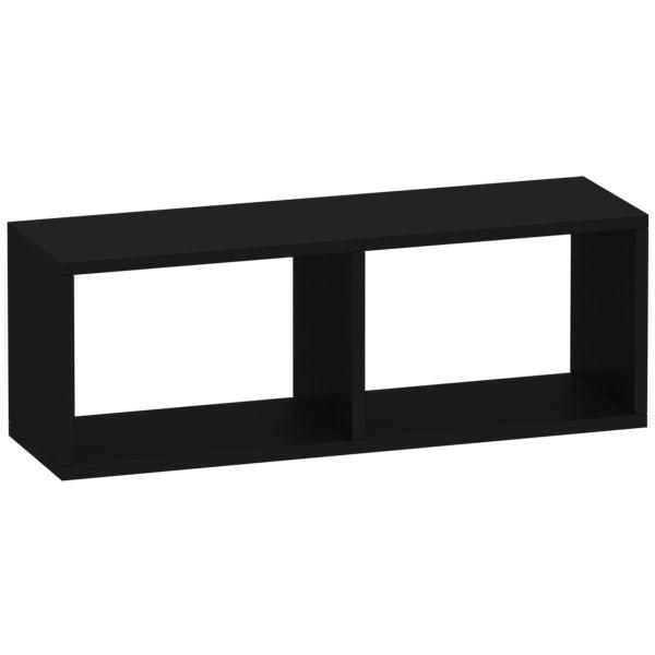 Nicho Duplo Retangular Decorativo 24x68x20CM  - Loja de Móveis e Artigos para Decoração | TudoParaDecorar.com.br