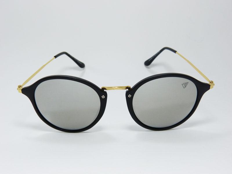 39a386b7e85ef Óculos de Sol Feminino VEZATTO Espelhado Prata H01455 C5 - VEZATTO