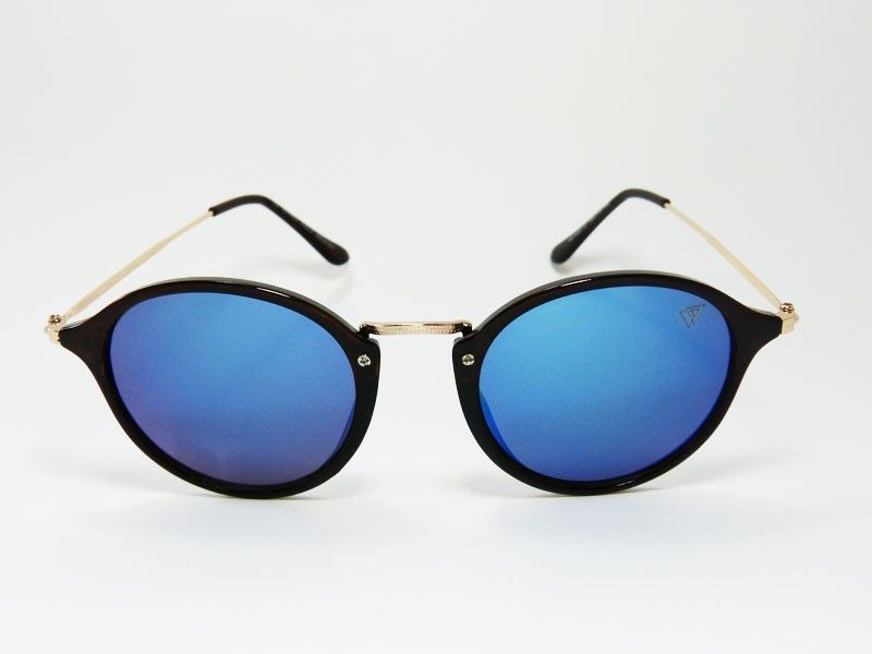 1888b2712fdba Óculos de Sol Feminino VEZATTO Espelhado Azul H01455 C7 - VEZATTO