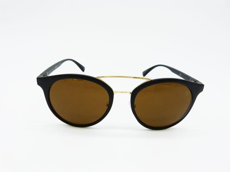349e714f3b998 Óculos de Sol Feminino VEZATTO Marrom Acetato 53095WD - VEZATTO