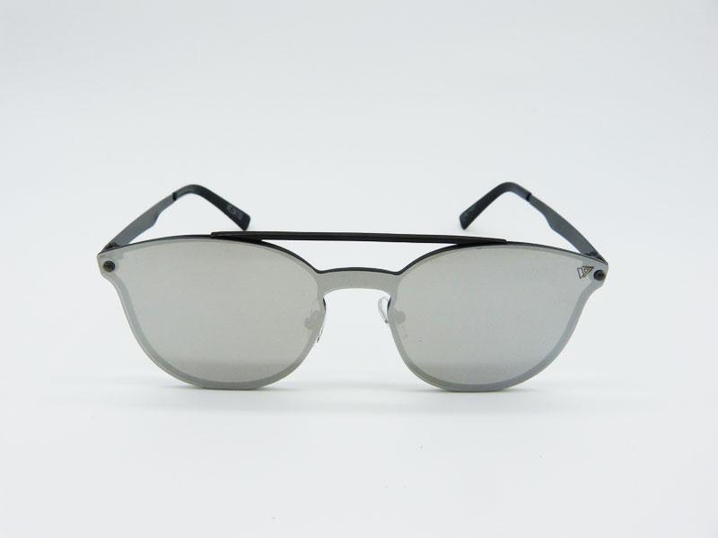 4b0c9dbc18cbb Óculos de Sol Feminino VEZATTO Metal Espelhado Prata 3124FL - VEZATTO