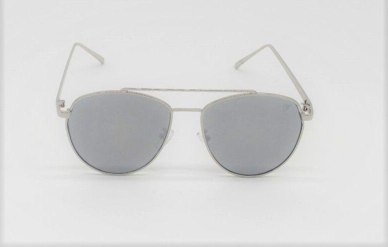 6fd37a6221102 Óculos de Sol Masculino VEZATTO Aviador Metal Espelhado Flat YL61001 ...
