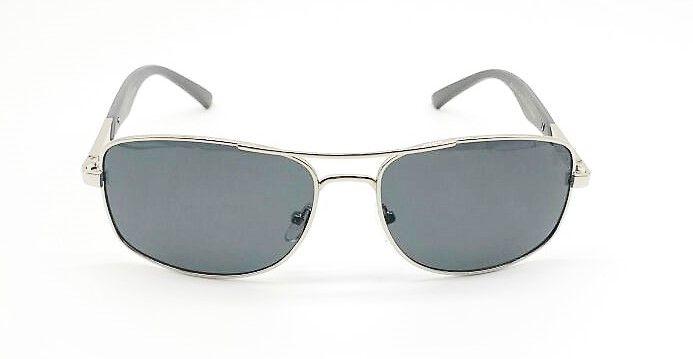 87b4d99f2ee0e Óculos de Sol Masculino VEZATTO Aviador Polarizado Metal Preto SSJ1461 C4