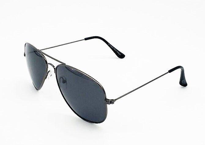 8b0bac2a14ba4 ... Óculos de Sol VEZATTO Aviador Polarizado Metal Preto SSJ3026 C1 ...