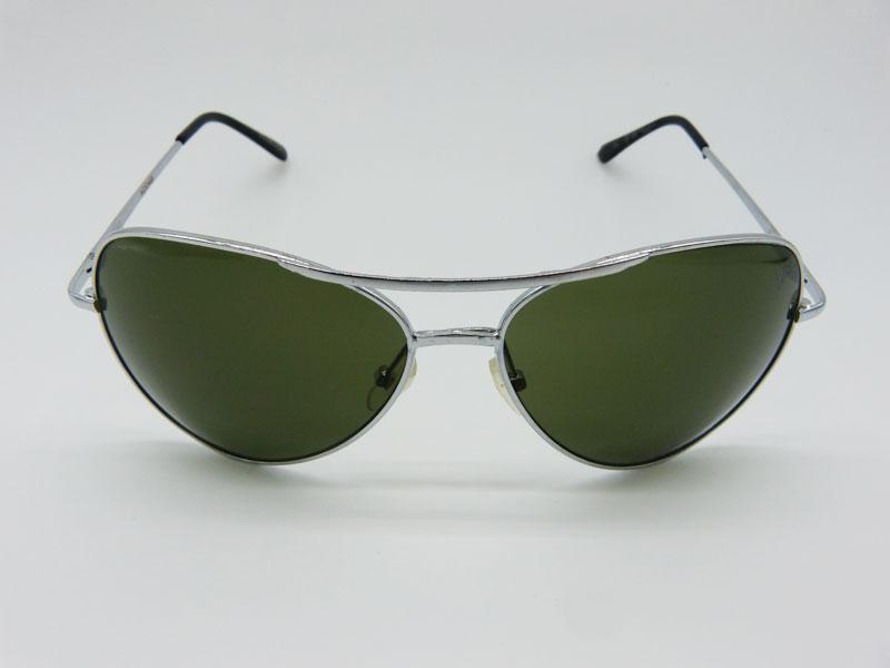 422a9d65b Óculos de Sol Masculino VEZATTO Aviador Preto Prata K0046-PR - VEZATTO