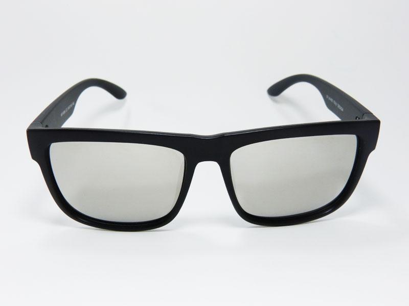 04b85f2c15911 Óculos de Sol Masculino VEZATTO Espelhado Prata RF1004 C3 - VEZATTO