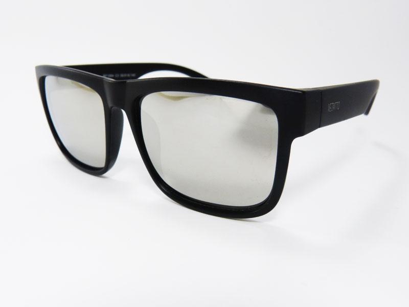 d90c22ff547b6 Óculos de Sol Masculino VEZATTO Espelhado Prata RF1004 C3 - VEZATTO