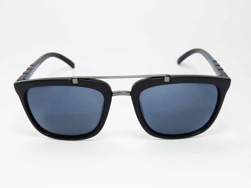 f292e64ee4bd5 Óculos de Sol Masculino VEZATTO Preto Metal e Acetato YD1618 - VEZATTO
