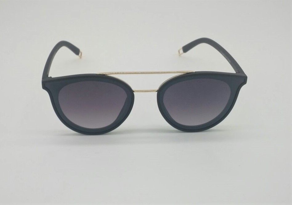 83e2aac7fd75a Óculos de Sol VEZATTO Feminino Aviador Preto Flat LL3040 C2 - VEZATTO