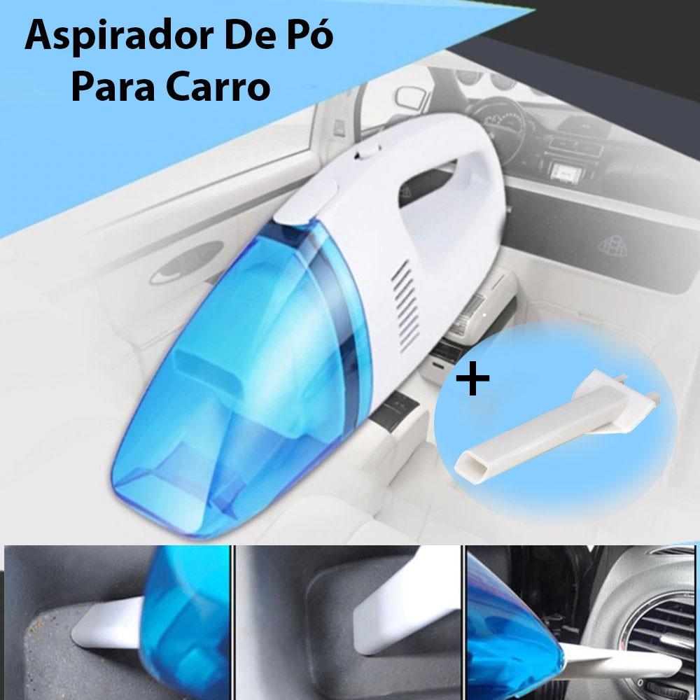 Aspirador De Pó Para Carro Portátil 12v 60w Mini Aspirador
