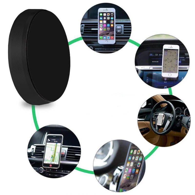Suporte Magnetico Imã Neodimio Celular Gps Casa Universal Carro Moto Smartphone