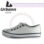 Tenis Casual Street Urban Shoes Cano Baixo Star Unissex