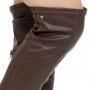 Bota Mississipi Feminina Over The Knee Salto Grosso
