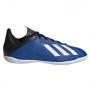 Chuteira Futsal Adidas X 19.4 Masculina Adulto Quadra