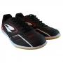 Chuteira Futsal Dray 316 Masculina Juvenil Adulto - Preto