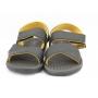 Sandalia Infantil  Masculina Cartago Fechamento em Velcro