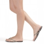 Sandalia Chinelo Rasteirinha Feminina Moda Lançamento Verão