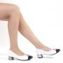 Sapato Boneca Feminino Piccadilly Maxi Therapy Joanete Salto