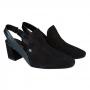 Sapato Bottero Feminino Casual Salto Médio Bloco