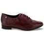 Sapato Bottero Feminino Oxford Casual Salto Baixo