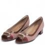 Sapato Feminino Piccadilly Salto Medio Confortavel