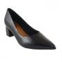 Sapato Feminino Usaflex Salto Alto Bico Fino