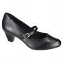 Sapato Feminino Delicado Boneca Modare Salto Baixo