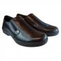 Sapato Pegada Masculino Mocassim Social Couro