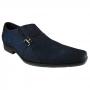 Sapato Pegada Masculino Social Mocassim Jeans