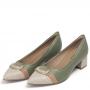 Sapato Scarpin Boneca Feminino Piccadilly 739005 Bico Fino