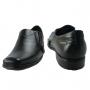 Sapato Social Masculino Confortavel Pegada Preto