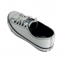 Tenis Casual Stret Urban Shoes Star Branco Unissex