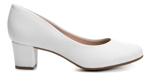 Sapato Feminino Salto Baixo Beira Rio