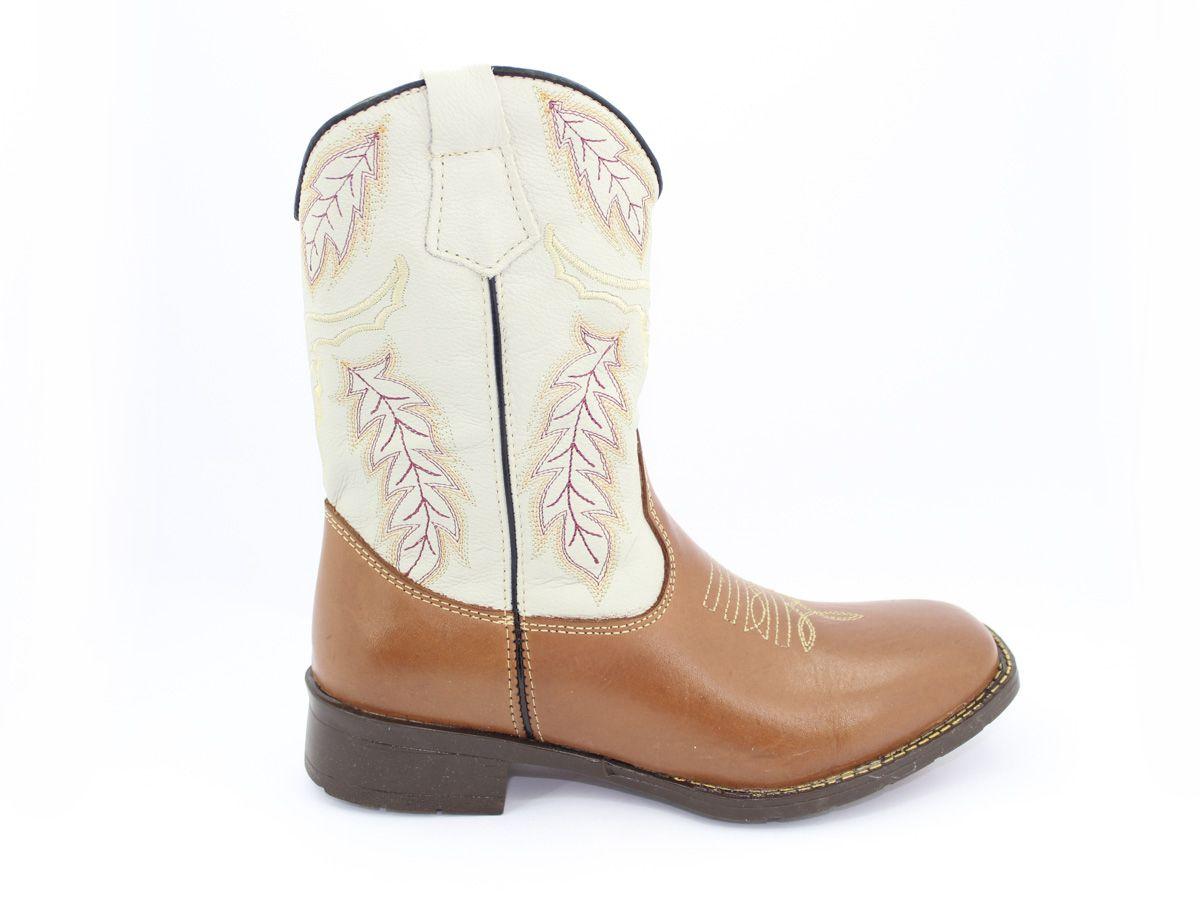 Bota texana country confortavel VILELA