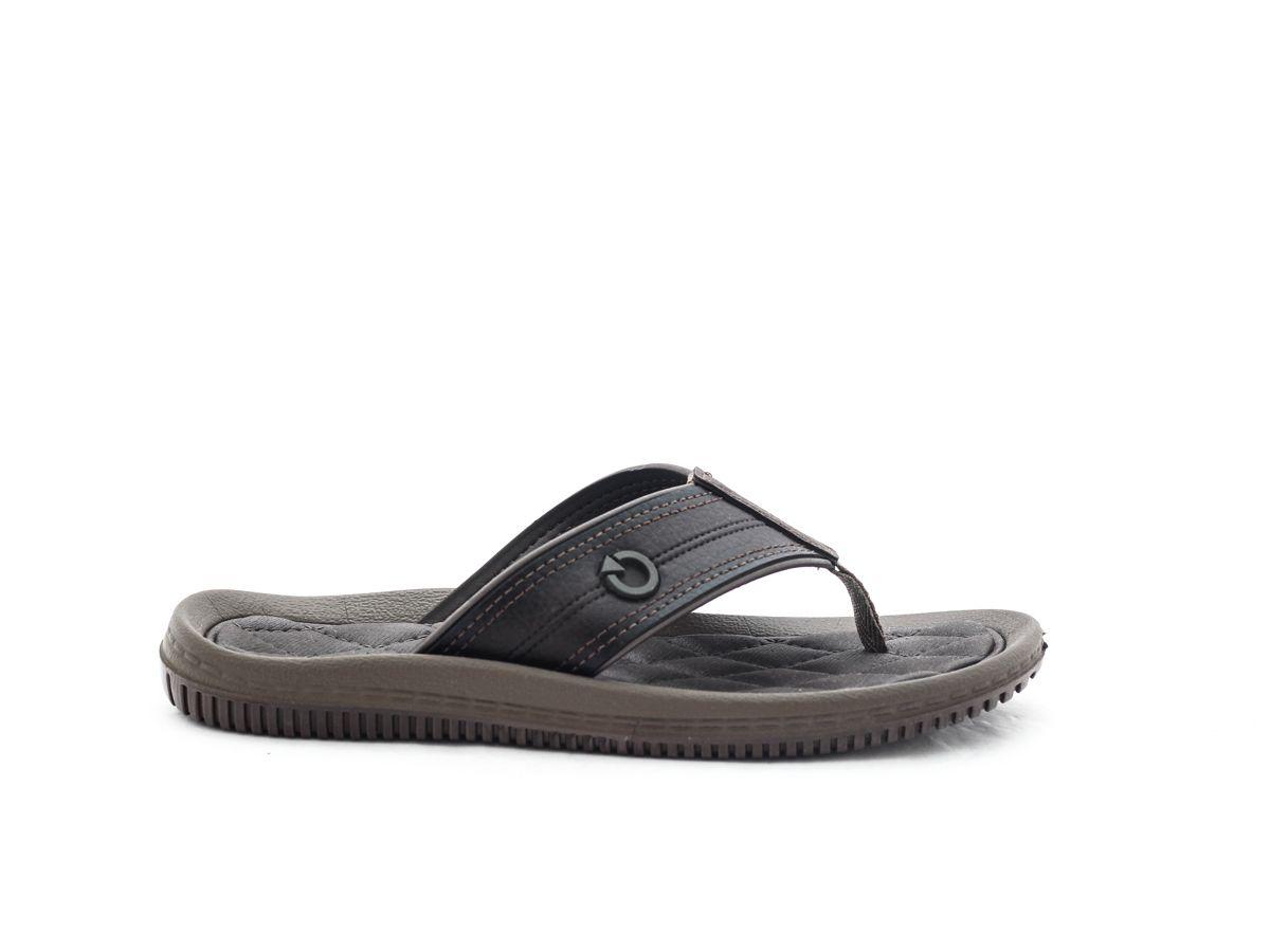 Sandalia Masculino Adulto Chinelo De Dedo Cartago Flexivel