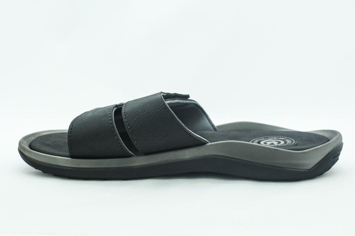 Chinelo Masculino Cartago Slide Confortável Antiderrapante