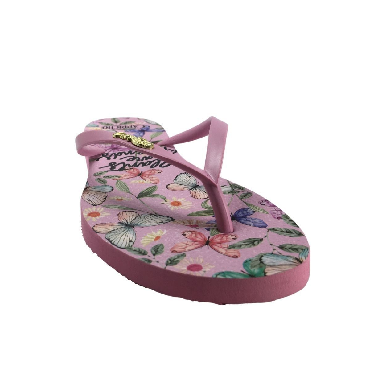 Chinelo Feminino De Dedo Capricho Shoes Sweet Casual